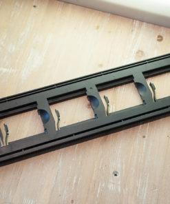 1 film holder for 135 slides for polaroid Film Scanner Model CS-120