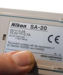 Nikon SA-20