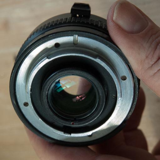 MC K-2N 2x lens TELECONVERTER for Nikon F mount AI camera Arsenal 1990