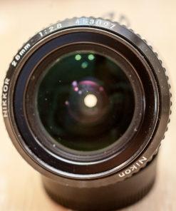 Nikon Nikkor Ai 28mm F2.8