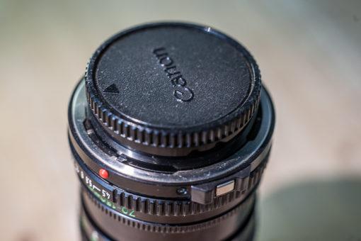 Canon FD 70-150mm F4.5