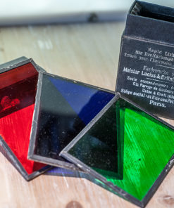 Rapid Lichtfilter für drei Farben photography