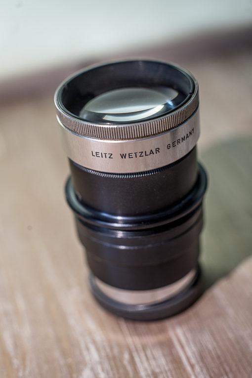 Ernst Leitz Wetzlar Hektor 120mm F2.5 projection lens