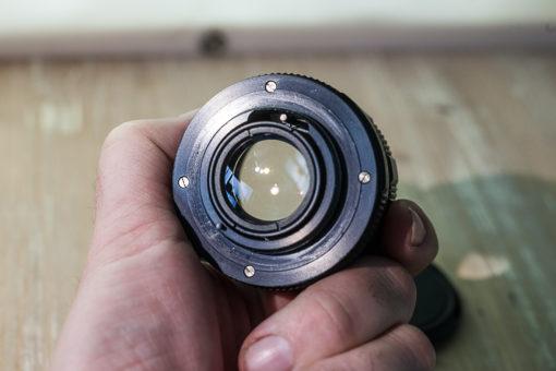 Helios 44M-4 58mm F2.0 M42