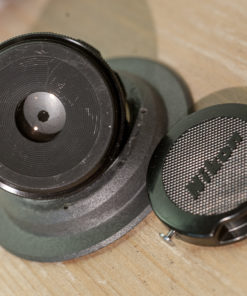 Nikon El-Nikkor 50mm F4.0 Enlarging lens