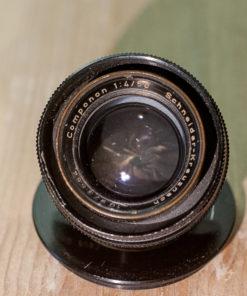 Schneider-Kreuznach Componon F4.0 50mm enlarging lens