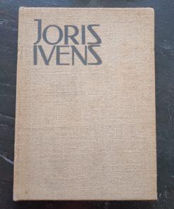 JORIS IVENS door L. J. JORDAAN HYDT 1931 DE SPIEGHEL, AMSTERDAM HET KOMPAS, MECHELEN